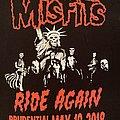 Misfits - TShirt or Longsleeve - Misfits - Newark 2018 event shirt