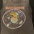 Iron Maiden - World Piece Tour 1983 muscle shirt