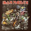 Iron Maiden - TShirt or Longsleeve - Iron Maiden - Scandinavia 2010 event shirt