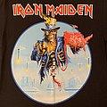 Iron Maiden - TShirt or Longsleeve - Iron Maiden - USA 2013 event shirt (FC Trip Version)