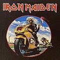 Iron Maiden - TShirt or Longsleeve - Iron Maiden - Assen 2008 event shirt