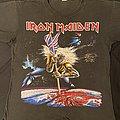 Iron Maiden - Beast On The Road 1982 tour shirt