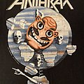 Anthrax - TShirt or Longsleeve - Anthrax - Persistence Of Time 1991 tour shirt