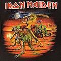 Iron Maiden - TShirt or Longsleeve - Iron Maiden - Australia 2011 event shirt