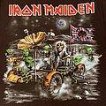 Iron Maiden - TShirt or Longsleeve - Iron Maiden - Knebworth 2010 event shirt