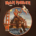 Iron Maiden - TShirt or Longsleeve - Iron Maiden - California 2012 event shirt