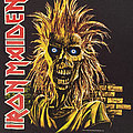 Iron Maiden - TShirt or Longsleeve - Iron Maiden - Clive Aid 2005 event shirt