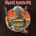 Iron Maiden - TShirt or Longsleeve - Iron Maiden - Paris 2008 event shirt
