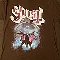 Ghost - The Ultimate Tour Named Death 2019 NA tour shirt