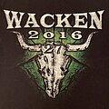 Iron Maiden - TShirt or Longsleeve - Wacken Open Air 2016 festival shirt