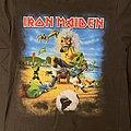 Iron Maiden - Brazil 2011 event shirt