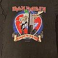Iron Maiden - New York 1991 event shirt