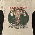 Iron Maiden - Somewhere On Tour 1987 tour shirt