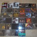 Various CD's and bands