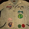 John Lennon - Battle Jacket - Psychedellic-Occult-ClassicRock - Jacket