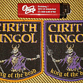 Official Cirith Ungol - King Of The Dead Patch