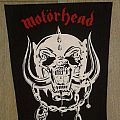 Official vintage Motörhead - Motörhead BP  Patch