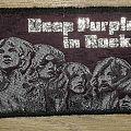 Deep Purple - In Rock vintage patch