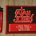"Satan Jokers ""Pall Mall"" original printed patch (1984)"