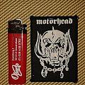 Motörhead old school snaggletooth patch