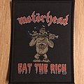 Motörhead - Eat the Rich  Patch