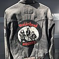 Motörhead jacket with handpainted BP update