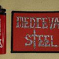 Medieval Steel - Patch - Medieval Steel Patch