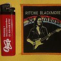 Ritchie Blackmore's Rainbow vintage patch
