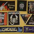 Yngwie Malmsteens Rising Force - Patch - Trade Stuff September 2016