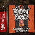 Violent Force - Malevolent Assault of Tomorrow Patch