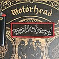Motörhead - Patch - Mötorhead - mini logo stripe