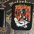 Motörhead - Patch - Motörhead - Snaggletooth Patch