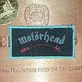 Motörhead - Patch - Motörhead- Overkill mini stripe