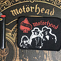 Motörhead - Patch - Motörhead - Ace Of Spades Patch