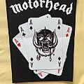 Motörhead - Aces BP  Patch