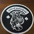 Sons of Motörhead - Silver Border Patch