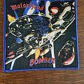 Motörhead - Patch - Motörhead Bomber Patch blue