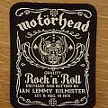 Motörhead - Patch - Motörhead - Quality Rock n Roll