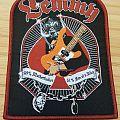 Lemmy - Patch - Lemmy - Red Border