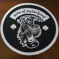 Sons of Motörhead Patch - White Border