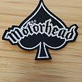 Motörhead - Patch - Motörhead - Old Logo Ace of Spades