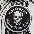 Motörhead - white line fever patch