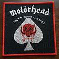 Motörhead - Patch - Motörhead - Lemmy-Philthy-Fast Eddy