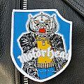 Motörhead - Patch - Motörhead Shield Patch White Border