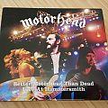 Motörhead - Tape / Vinyl / CD / Recording etc - Motörhead - Better Motörhead than Dead - Live at Hammersmith