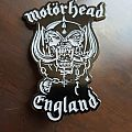 Motörhead - Pin / Badge - Motörhead England - Metal Pin
