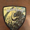 Motörhead - We are Motörhead Black Border Patch