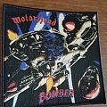 Motörhead - Patch - Motörhead Bomber Patch black