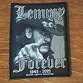 Motörhead - Patch - Lemmy forever patch