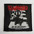 Rare Rancid - And out come the wolves patch